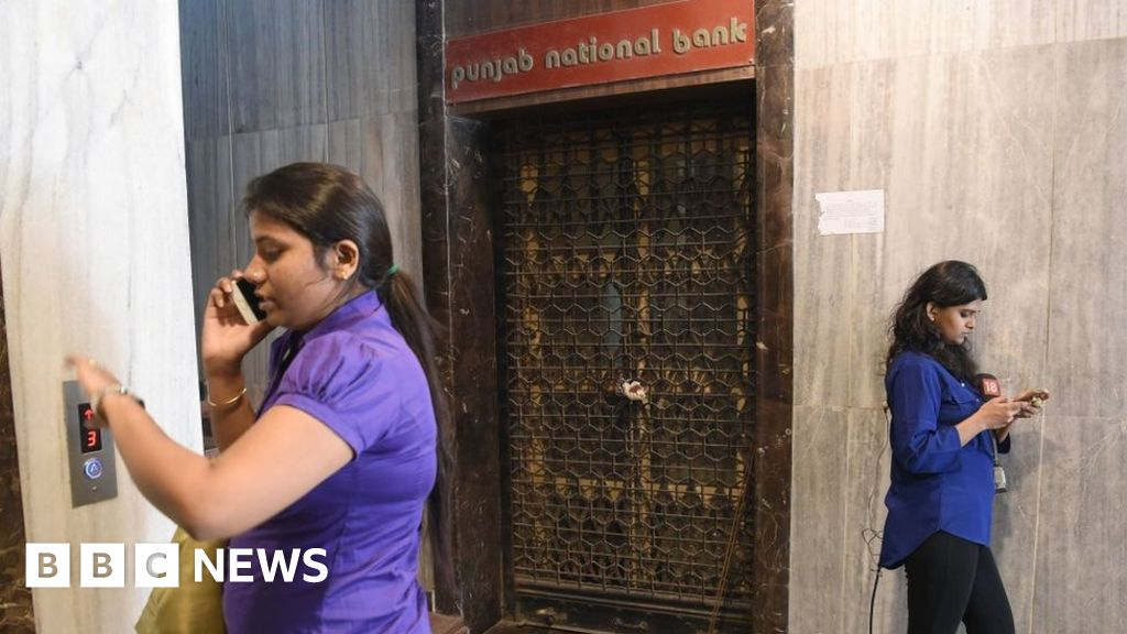 Indian bank branch at centre of $1.8bn fraud is closed