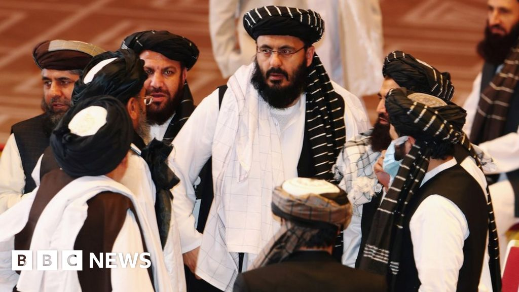 Afghan-Taliban talks: Government calls for ceasefire thumbnail