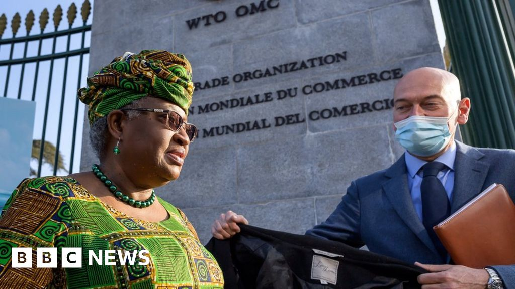 Ngozi Okonjo-Iweala makes history at WTO