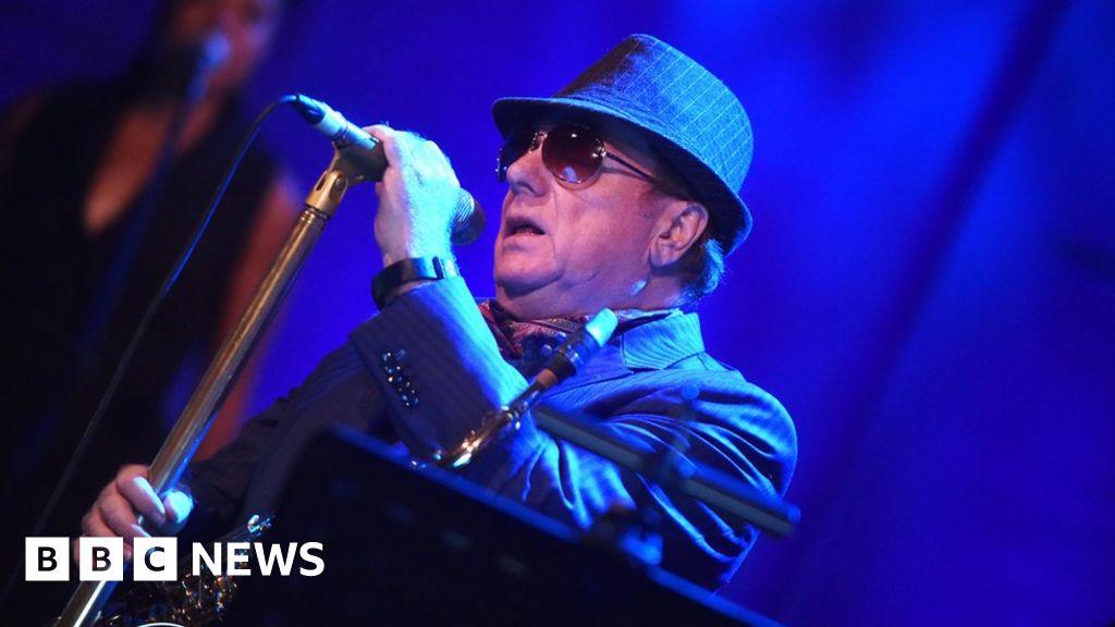 Sir Van Morrison: Hotel forced to cancel Belfast concerts