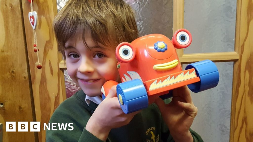 Boy, 7, dies after collision with van in Monmouth