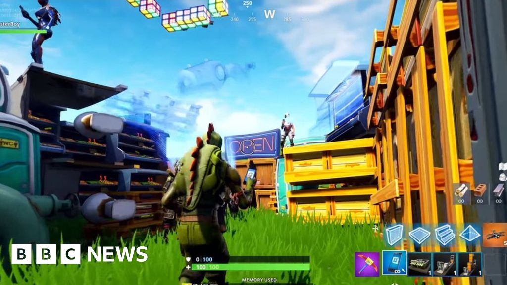Fortnite Predator Groomed Children On Voice Chat Bbc News