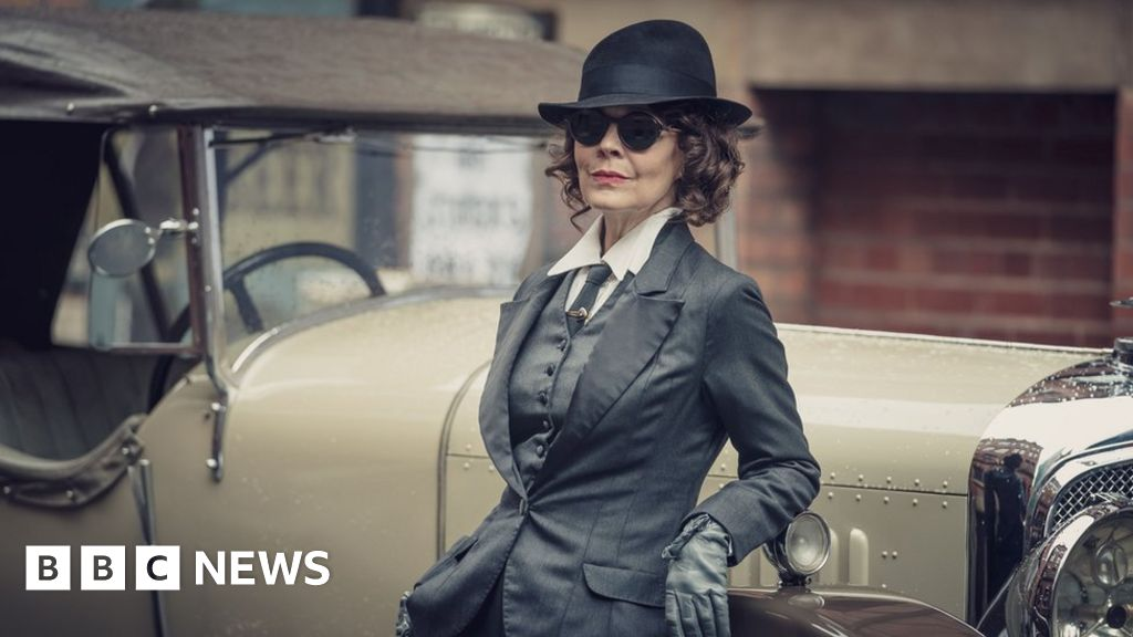 In Pictures: Helen McCrory's acting career