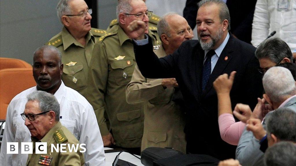 Cuba names Manuel Marrero Cruz as first prime minister since 1976