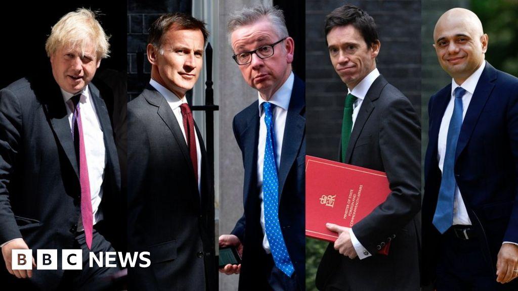 Tory MPs voting again for leadership hopefuls