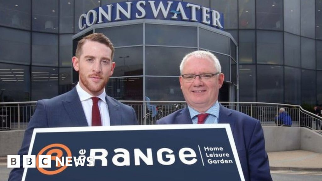 0afed5146ae9 The Range to open new store at Connswater creating 80 new jobs - BBC News