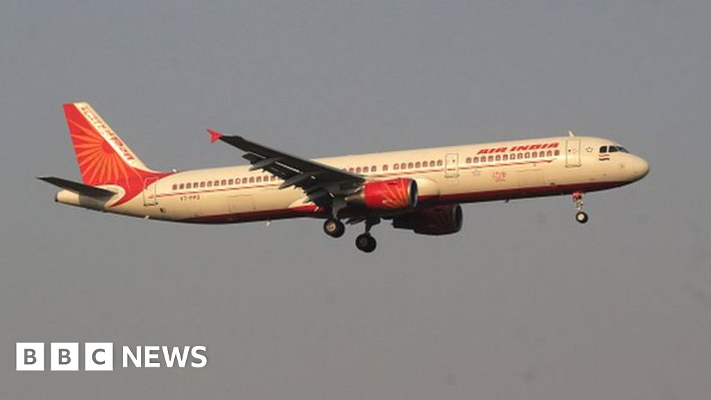 Afghanistan conflict: The Air India flight out on a fateful Sunday - BBC News