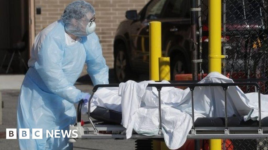 US coronavirus deaths top 100,000