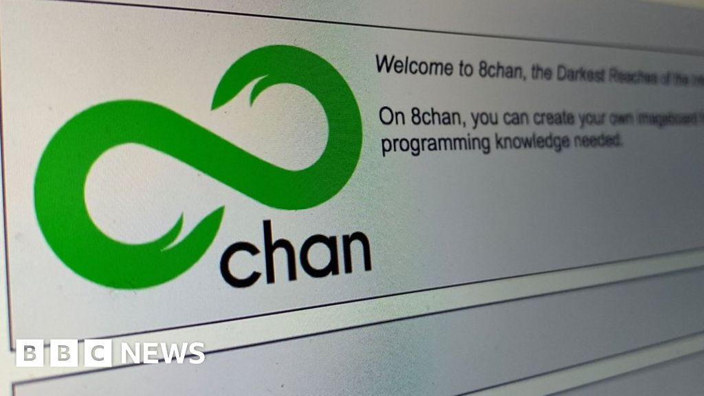 8chan forum offline as Cloudflare cuts support