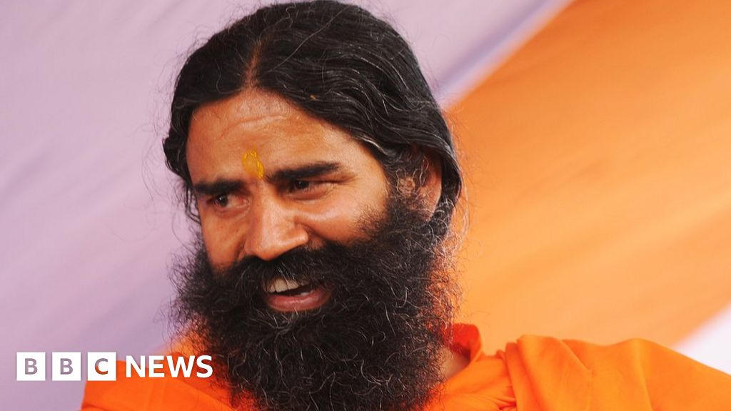 Baba Ramdev: India guru's 'WhatsApp killer' app mocked over flaws