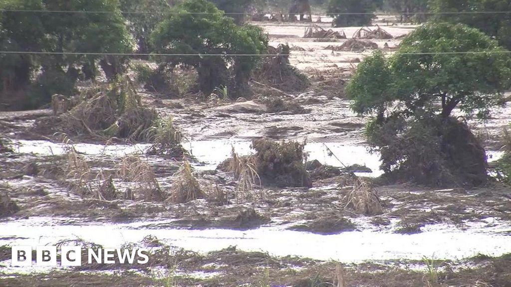 School hit by deadly cyclone landslide