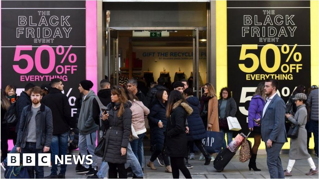 Black Friday  could break buying record