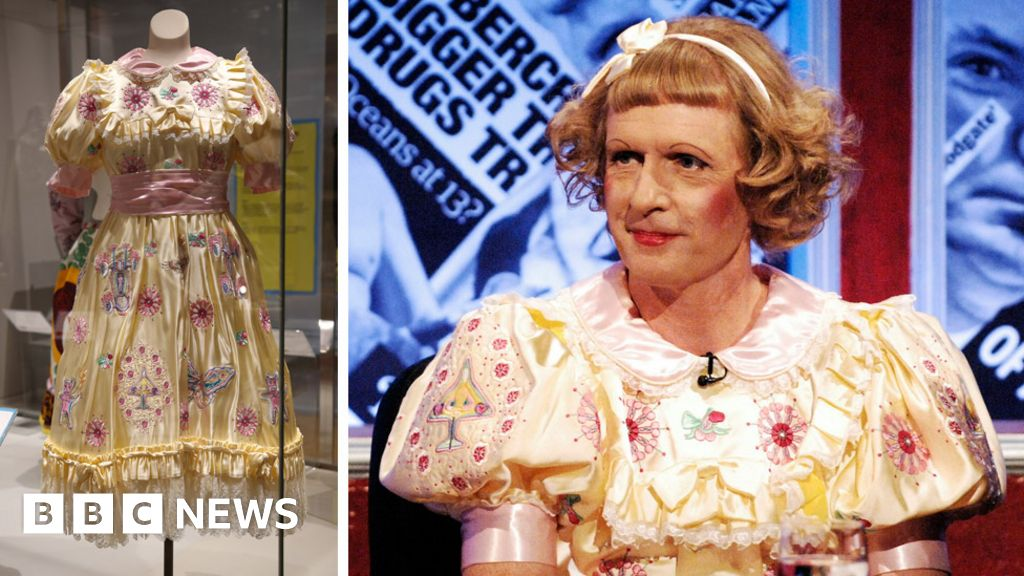 Grayson Perry's dresses really are works of art in new exhibition ...