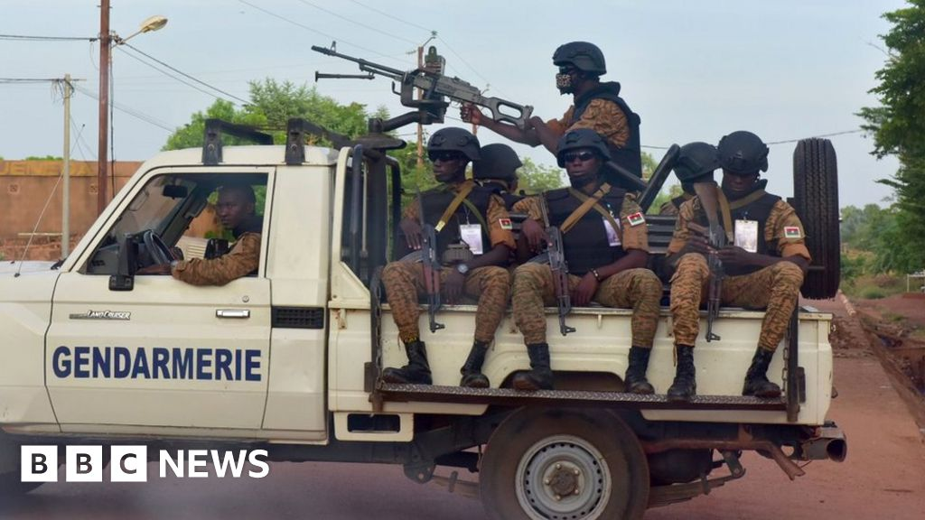 Gunmen kill six at Burkina Faso church
