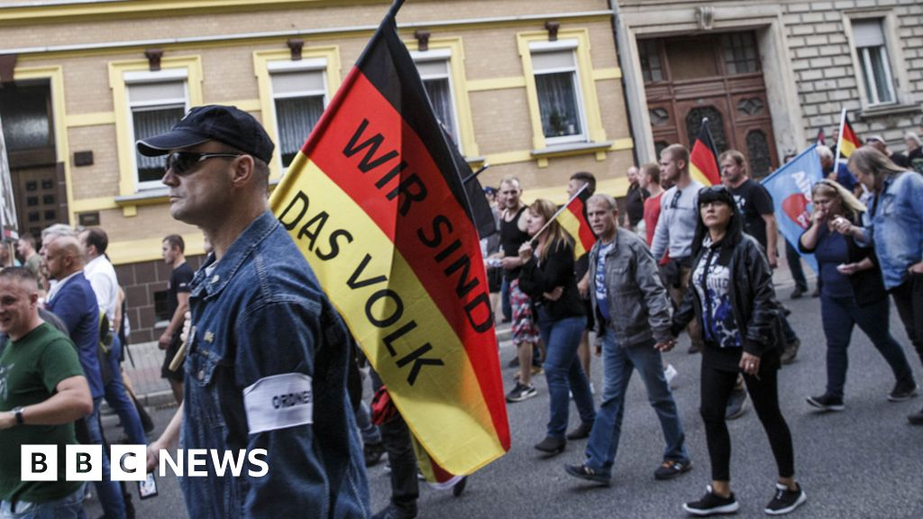 Why Germany's far-right AfD is blamed over racist violence
