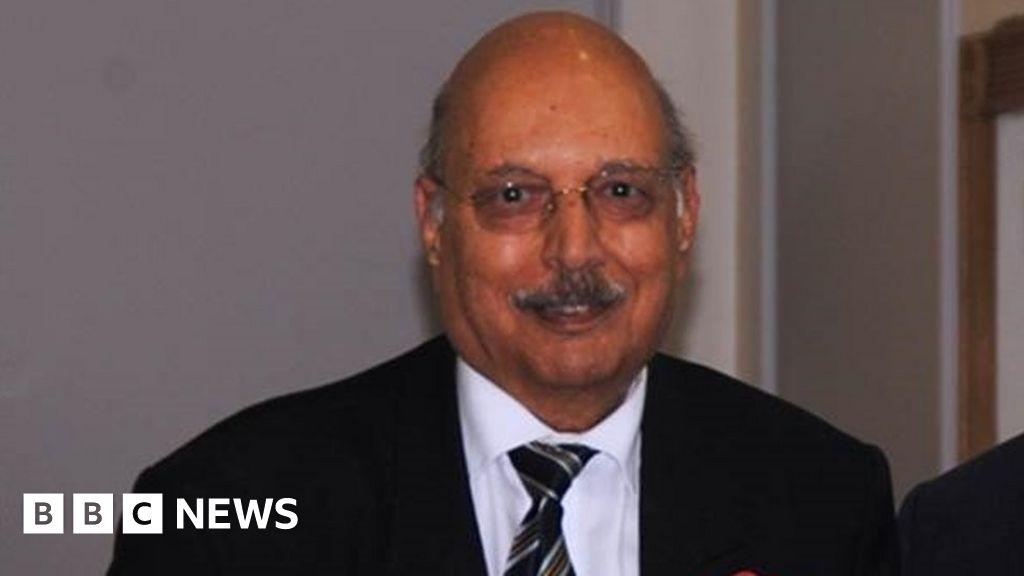 Doctor dies in the UK from suspected coronavirus