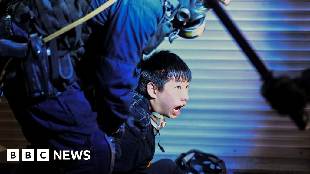 How Hong Kong got trapped in a cycle of violence thumbnail