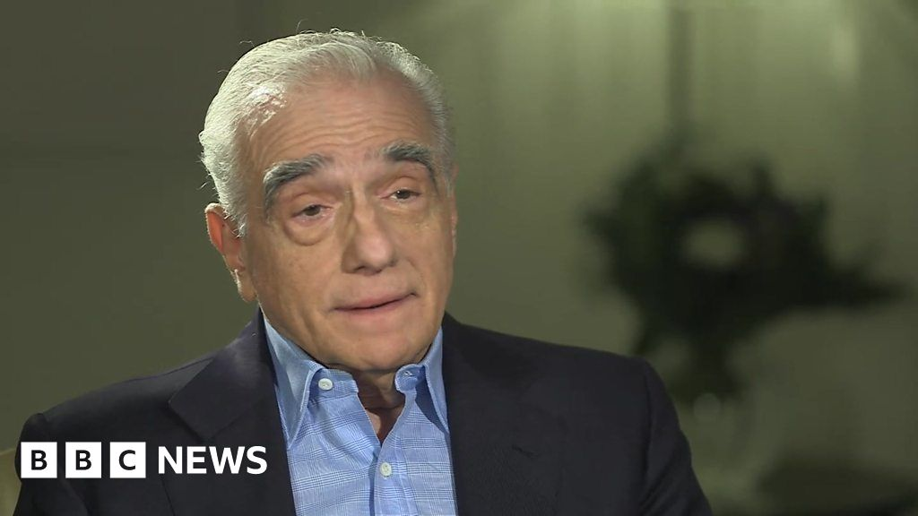 Scorsese: 'We went to Netflix because Hollywood didn't want us' thumbnail