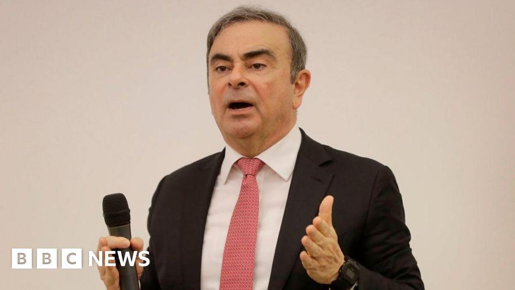 Nissan tìm kiếm thiệt hại 90 triệu đô la từ ông chủ cũ Carlos Ghosn