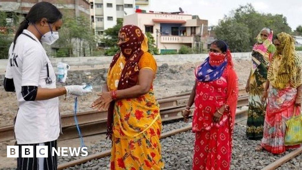 Coronavirus: India infections top five million mark