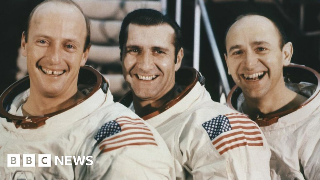 Alan Bean, moon-walking astronaut and artist, dies aged 86