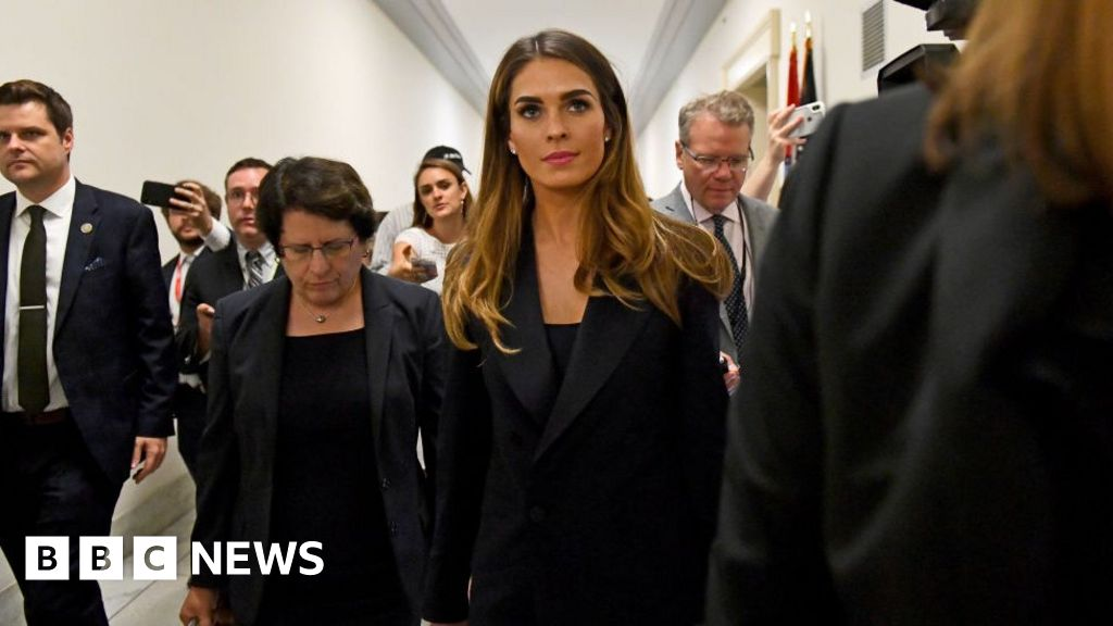Top Trump aide Hope Hicks returning to White House