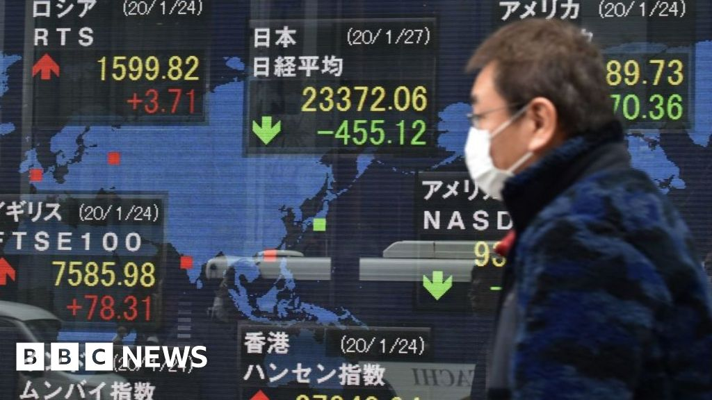 Hong Kong stock market takes a tumble on reopen thumbnail