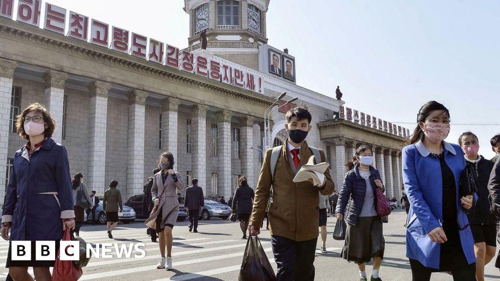 Coronavirus China Offers To Help North Korea Fight Pandemic Bbc
