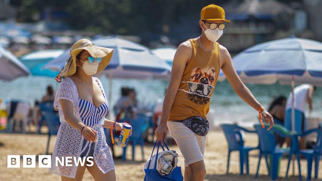Coronavirus: Transport secretary defends travel rule changes