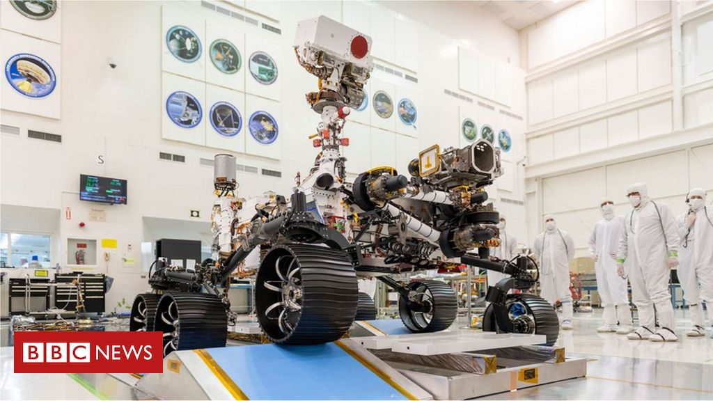 Nasa Mars rover: Key questions about Perseverance