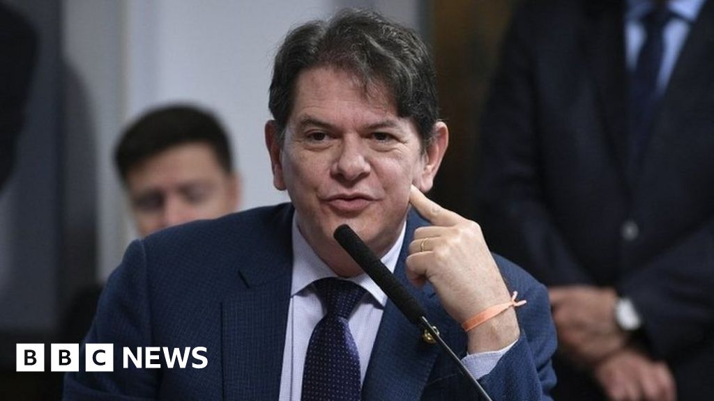Brazil senator shot in stand-off with police