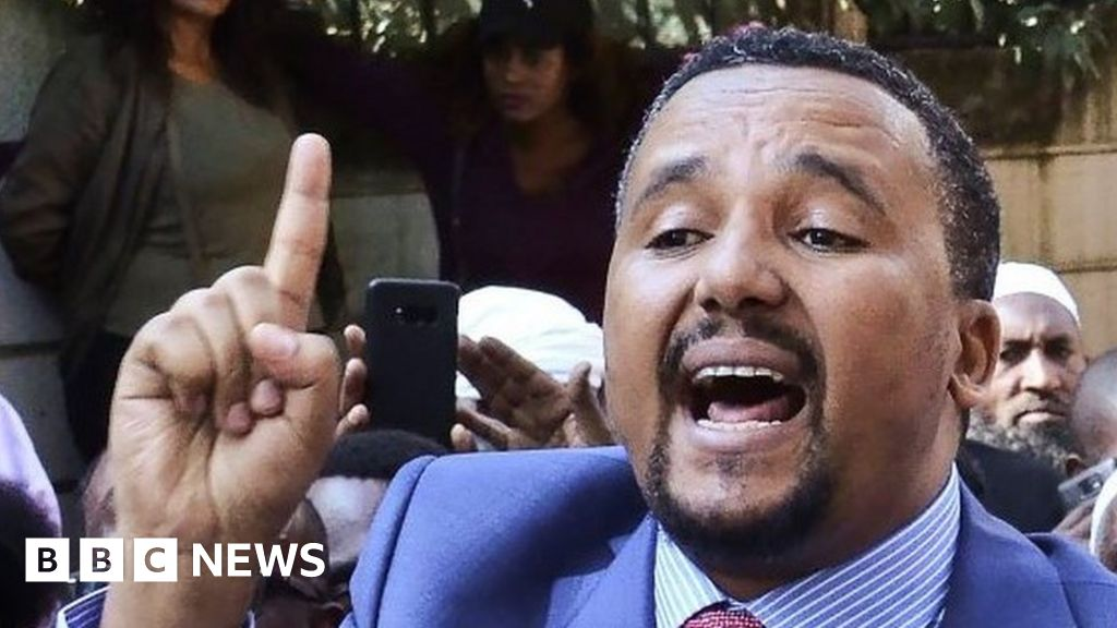 Jawar Mohammed: The Ethiopian media mogul taking on Abiy Ahmed