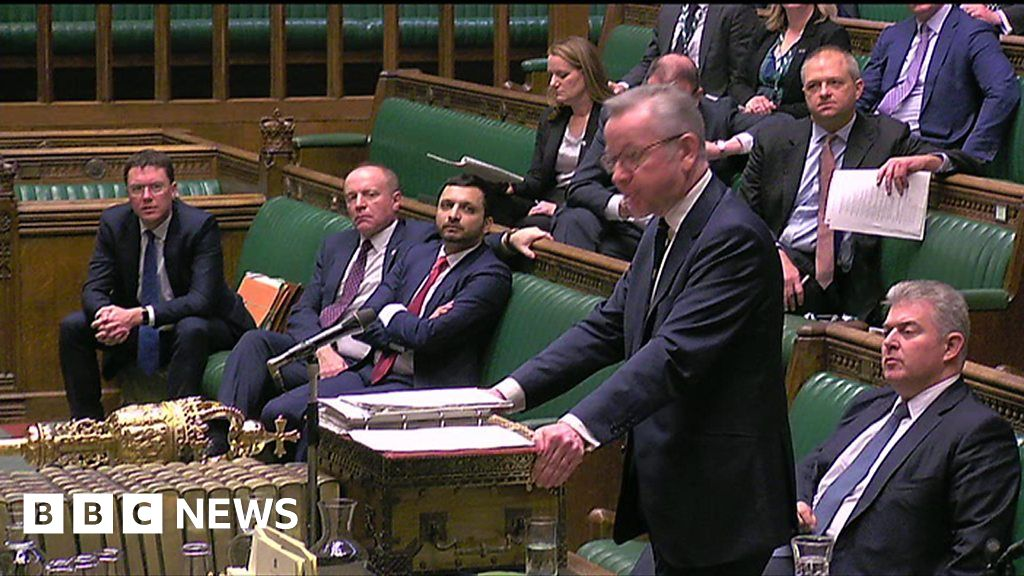 Gove: UK not seeking EU rules alignment