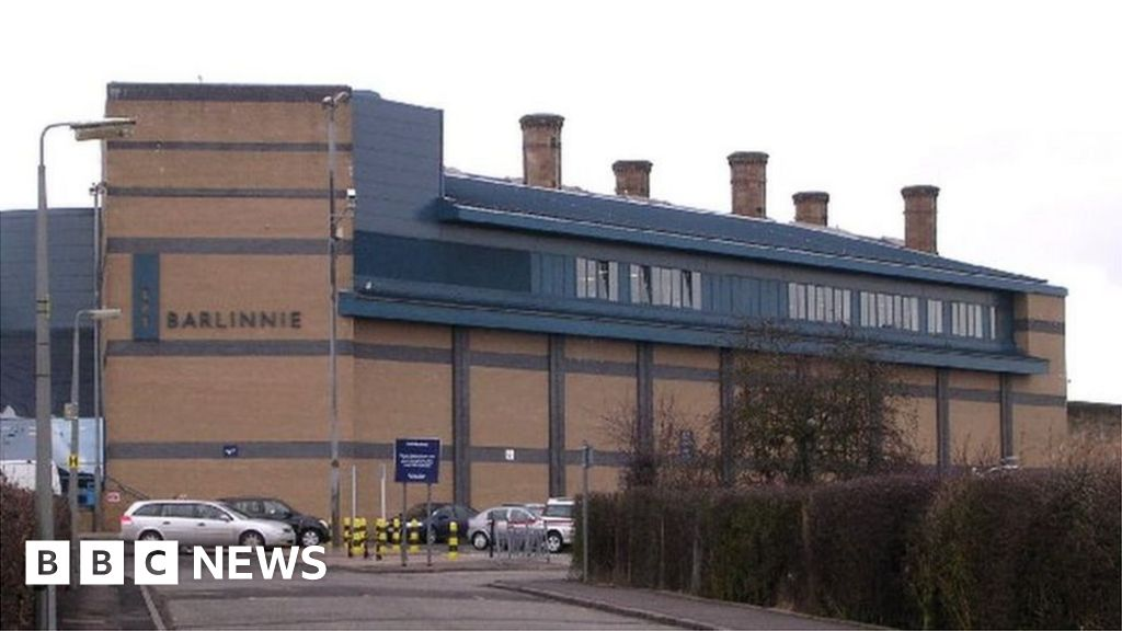 Covid In Scotland Barlinnie Prisoners Locked Down After Outbreak Bbc News