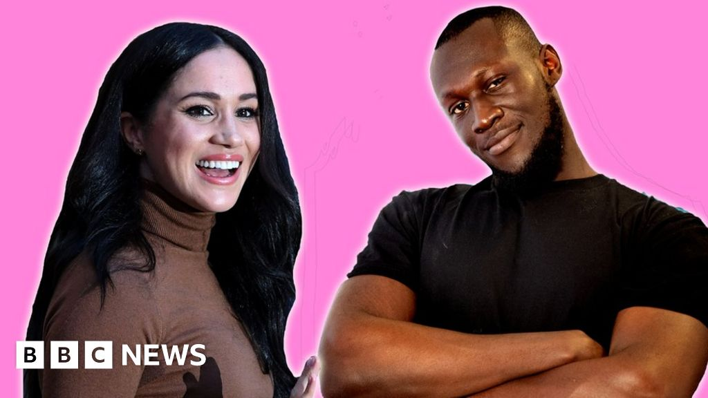 Stormzy: No 'credible' reason to hate Meghan Markle