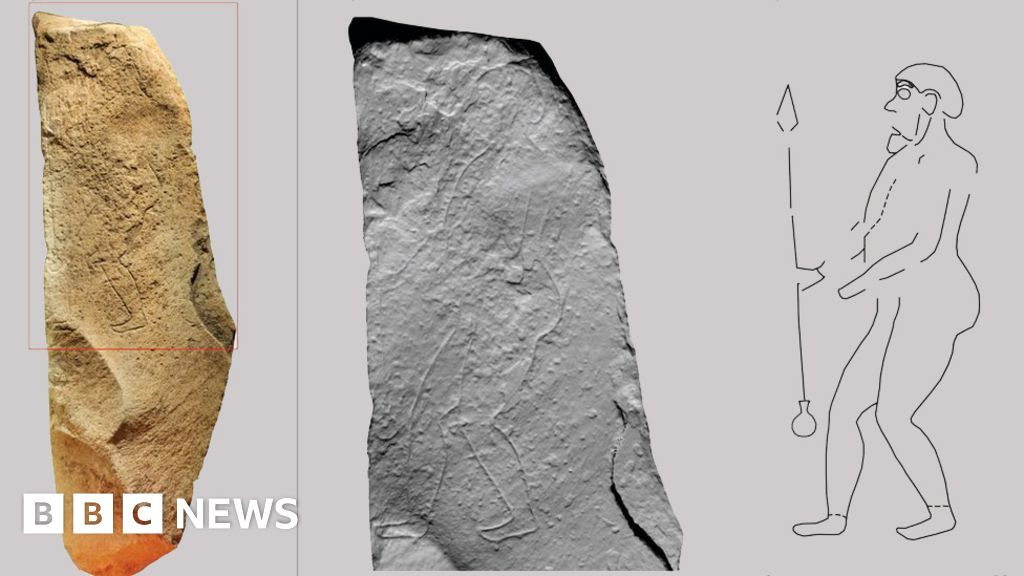 Pictish monolith sheds new light on warriors' past