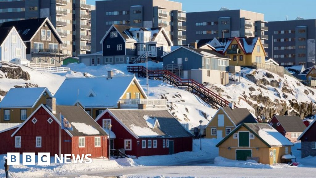 This is very scary : Greenlanders on Trump wanting to buy their island