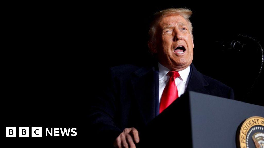 Donald Trump: President denies new assault allegation