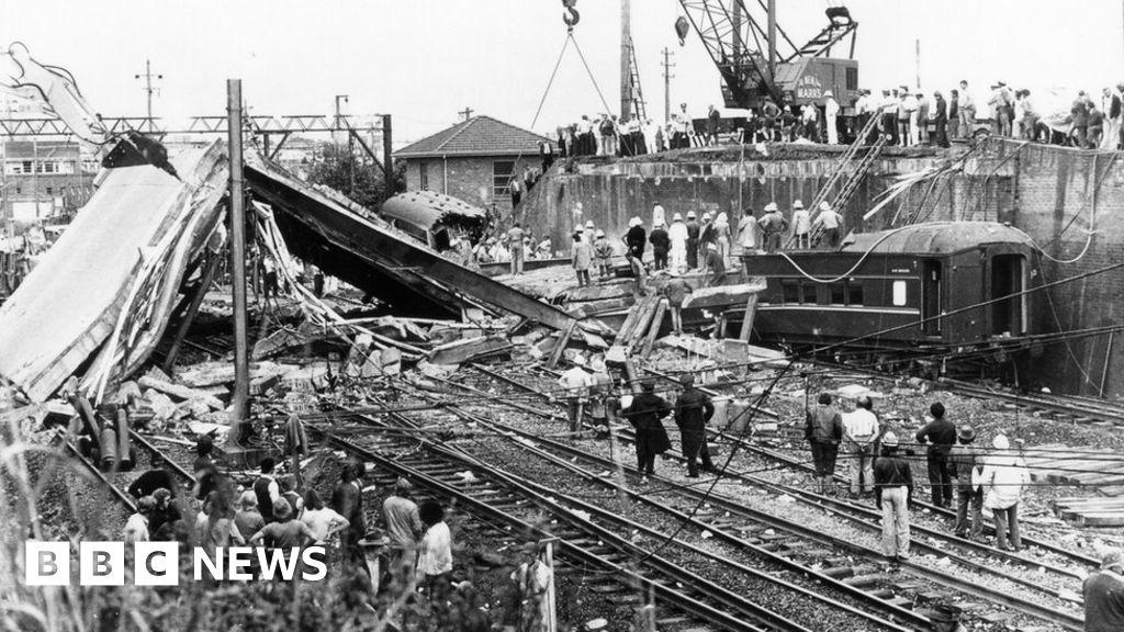 Granville: The rail disaster that changed Australia - BBC News
