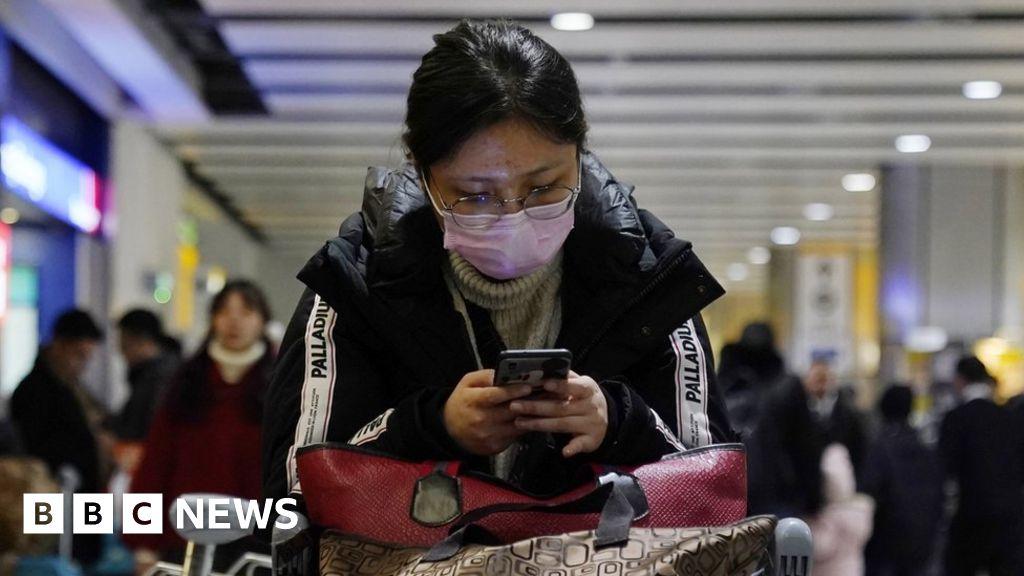 China coronavirus: 14 people in UK tested for new strain