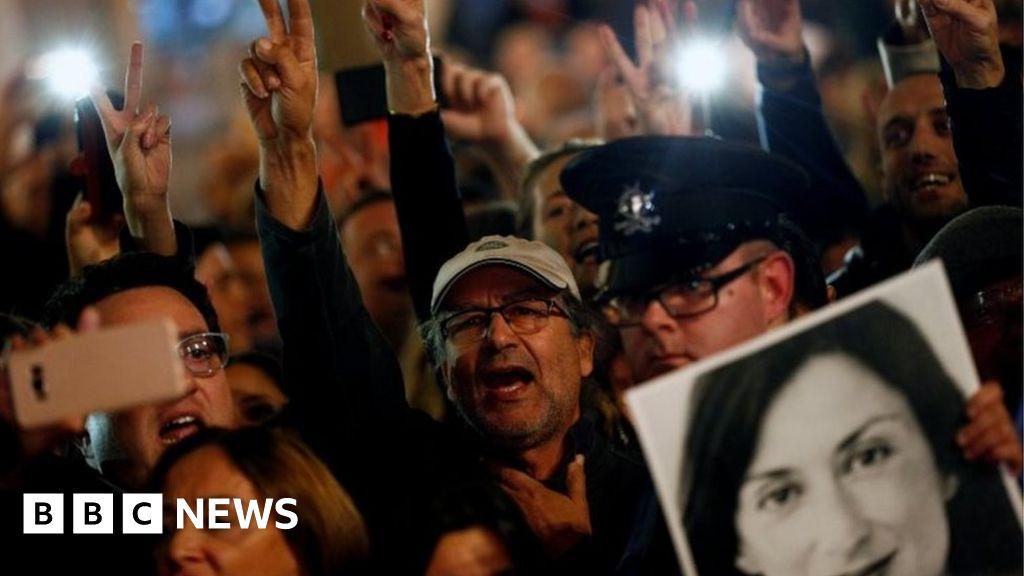 Daphne Caruana Galizia: Malta suspect will not get immunity