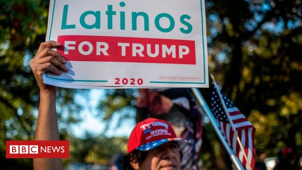 US election 2020: Why Trump gained support among minorities