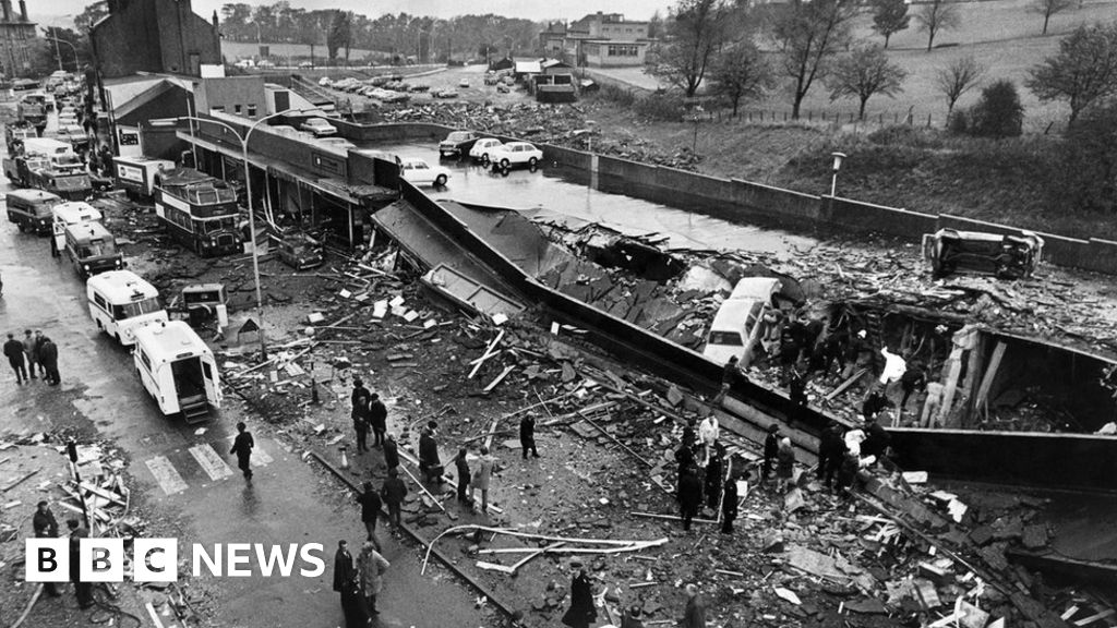 The day a Scottish shopping street exploded