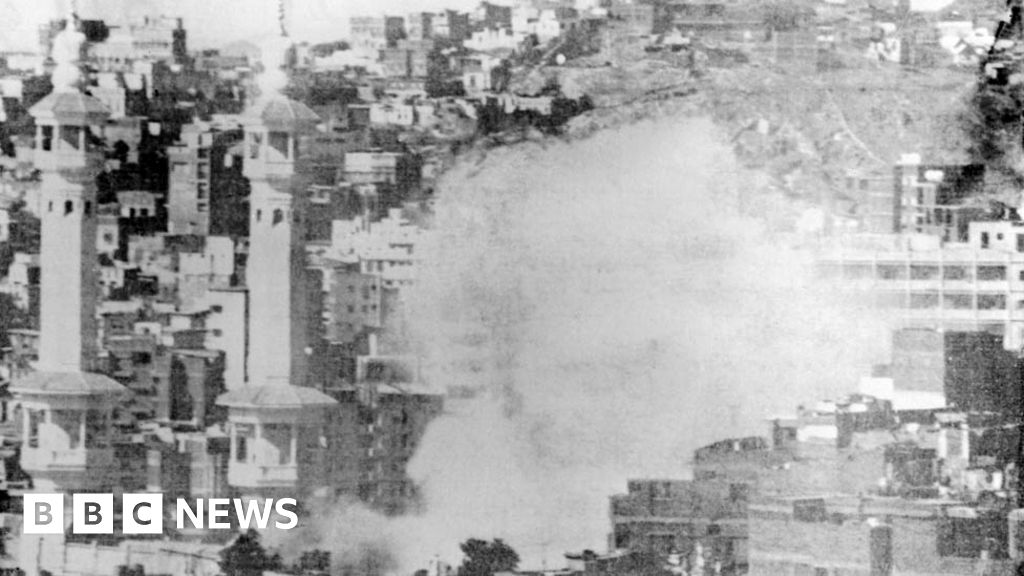 The mosque siege that changed the course of Saudi history