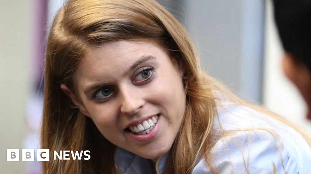 Princess Beatrice urges young to speak up for themselves
