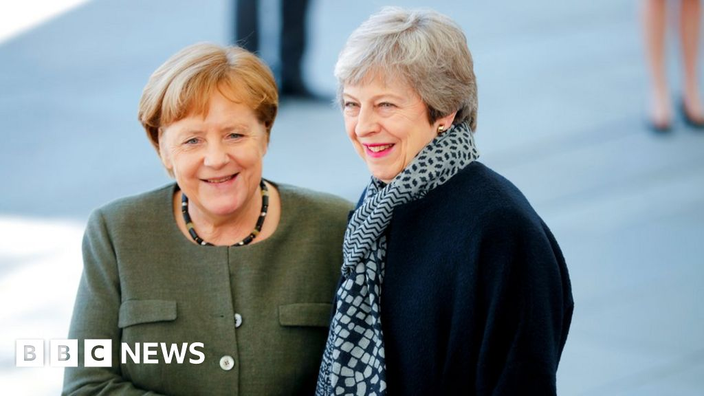 Brexit: DUP says PM's 'pleading is humiliating'
