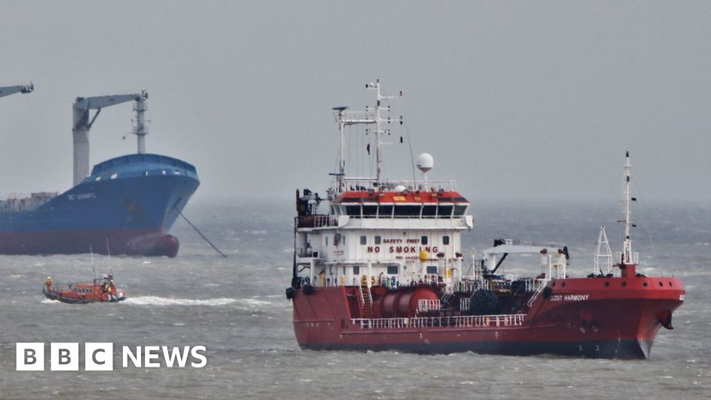 Body found in search for man who fell from tanker