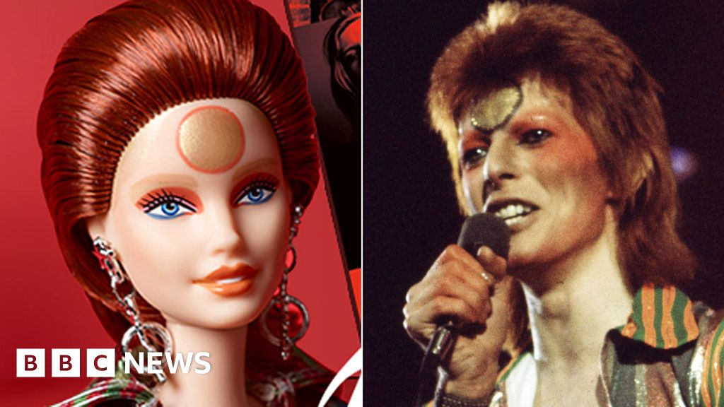 David Bowie to be immortalised by Barbie