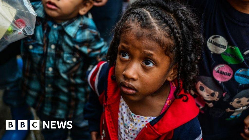 Venezuela crisis: Three in four in extreme poverty, study says