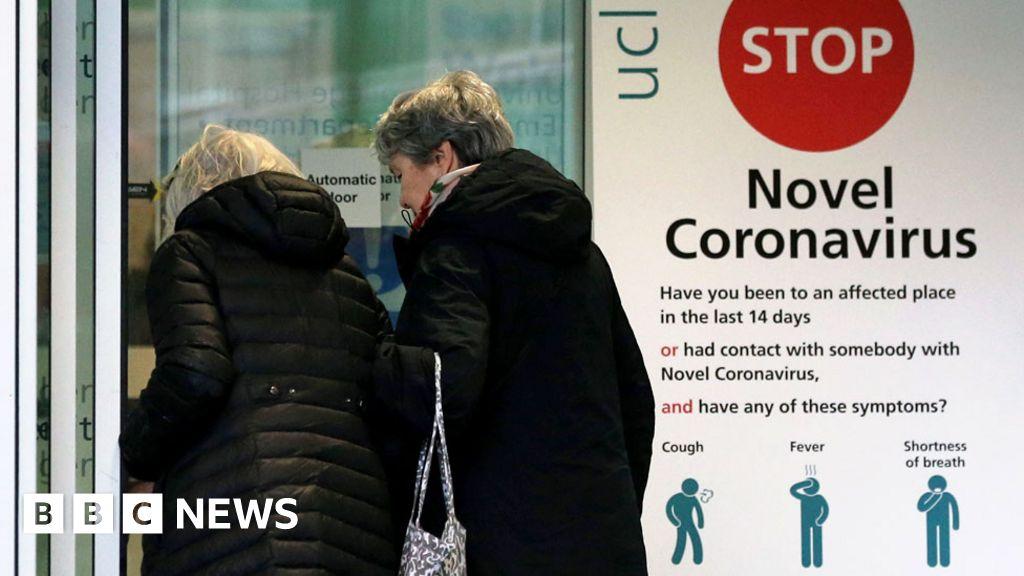 Number of UK coronavirus deaths rises above 1,000